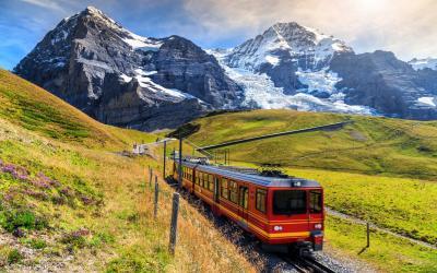 Sveicarija   Jungfraujoch