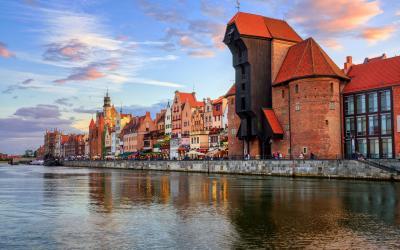 Gdanskas   The Zuraw Crane