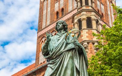Koperniko paminklas