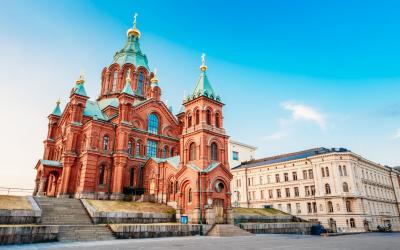 Helsinkio katedra