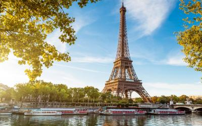 Paryzius   Luara   Eifel tower