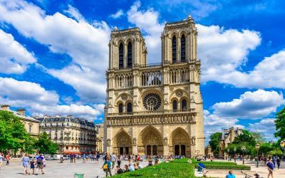 Paryzius   Notre dame