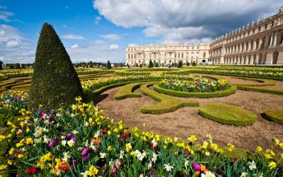 Paruzius   Garden of Palace of Versailles