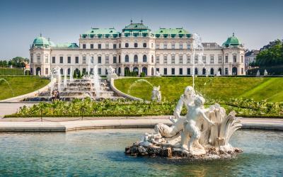 Viena   Schloss Belvedere