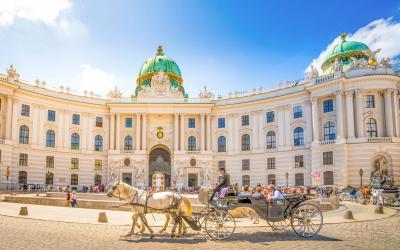 Viena  Alte Hofburg