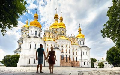 Kijevo Pečorų laurų vienuolynas