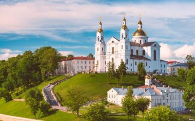 Vitebskas   orthodox church