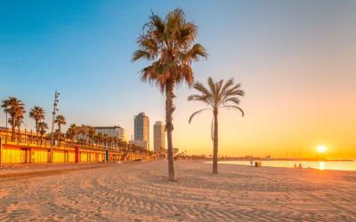 Barselonos paplūdimys