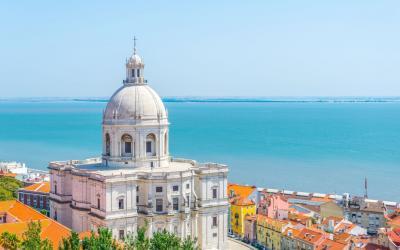 Lisabona national pantheon