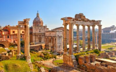 Roma Roman Ruins