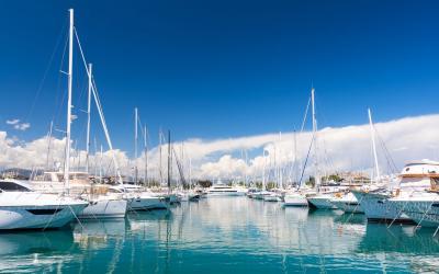 Antibes Port