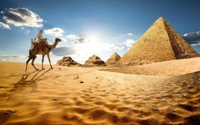 Egiptas   piramides