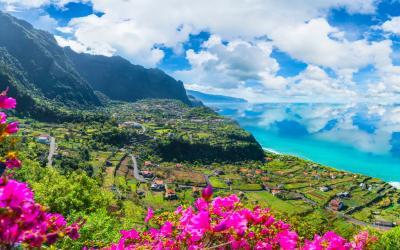 Madeira   northern coast of Madeira