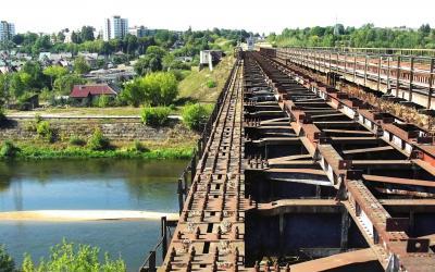 Jonavos geležinkelio tiltas