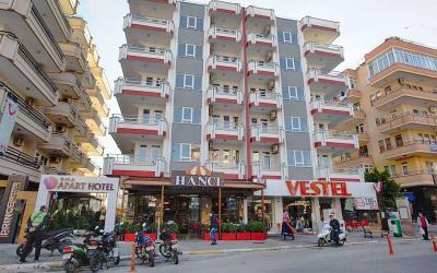 Turkija. Alanija. HMA Apart Hotel