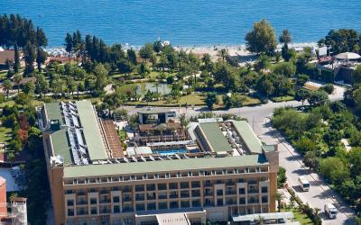 Turkija. Kemeras. Crystal De Luxe Resort and SPA