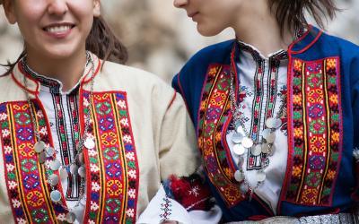 tradiciniai bulgarų rūbai