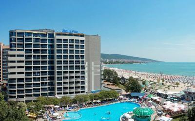 bulgarija-sunny-beach-Bellevue-hotel-view