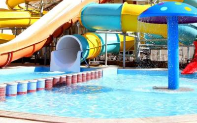 egiptas-hurgada-King-tut-aqua-park-beach-resort-slides