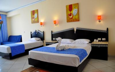 egiptas-hurgada-King-tut-aqua-park-beach-resort-room