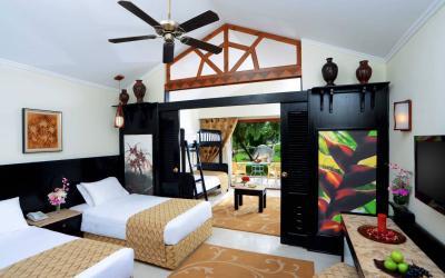 Egiptas-hurgada-jungle aqua park-room