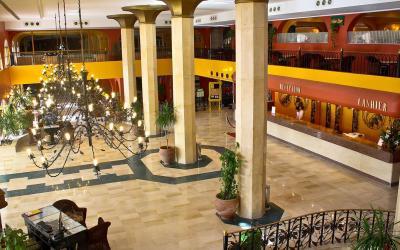 egiptas-hurgada-ARABIA AZUR-lobby