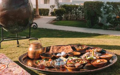 tradicinis egiptiečių patiekalas