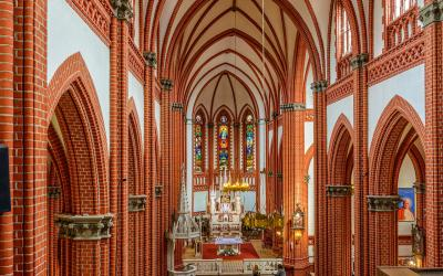 Palangos Švč. Mergelės Marijos ėmimo į dangų bažnyčia