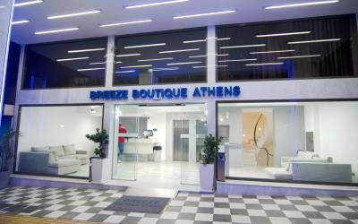 Graikija. Atėnai. Breeze Boutique Athens Hotel