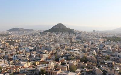 Graikija. Atėnai