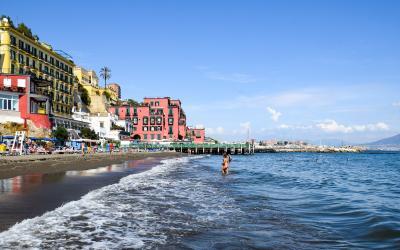 pažintinė lėktuvu - pietų Italijos skoniai Apulijoje - Neapolis