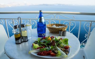 Graikija. Restoranas