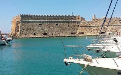 Graikija. Kreta. Heraklionas