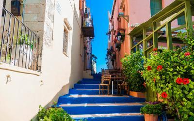 Graikija. Kreta. Retimnas