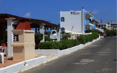 Graikija. Kreta. Galini hotel.