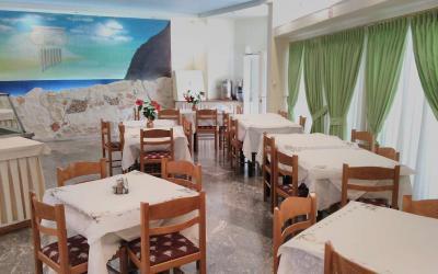 Graikija. Kreta. Ilios Hotel.Restoranas