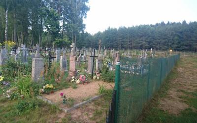 Norviliškių kaimo kapinės
