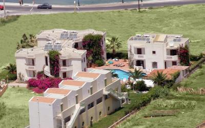 Graikija. Kreta. John Mary Apartments.