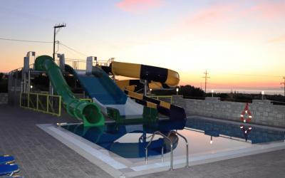 Graikija. Kreta. Ocean Heights View hotel. Vandens kalneliai
