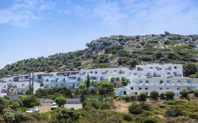 Graikija. Kreta. Semiramis Village.