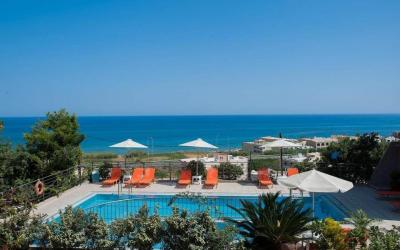 Graikija. Kreta. Sunrise Studios and Apartments.