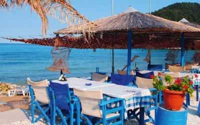 Graikija. Taso sala.