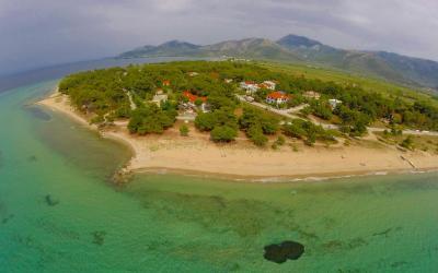 Graikija. Taso sala. Kazaviti hotel.