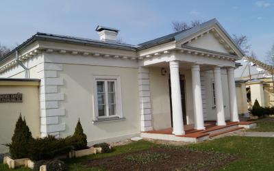 Jonavos krašto muziejus (buv. Jonavos arklių pašto stotis)