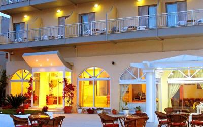 Graikija. Taso sala. Thassos hotel.