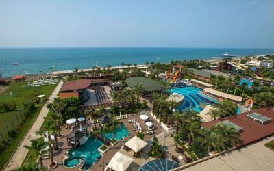 Turkija. Belekas. Crystal Family Resort and SPA