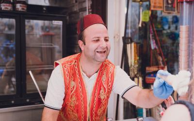 Turkija. Turkiški leddai