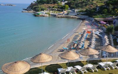 Turkija. Kušadasis. Otium Sealight Resort