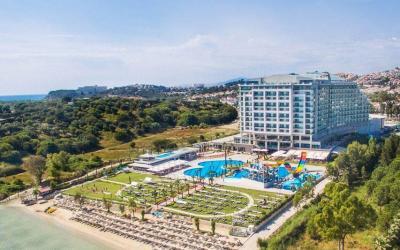 Turkija. Kušadasis. Seven Seas Sealight Elite Hotel