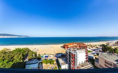 bulgarija-sunny-beach-Grand Hotel Sunny Beach-beach view